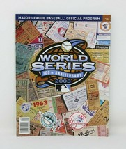 2003 Yankees vs. Marlins Official Program World Series 100th Anniversary... - $19.77