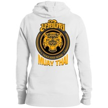 Muay Thai Tiger Phuket Pattaya Thailand Hoodie For Men Made New EU - $41.58