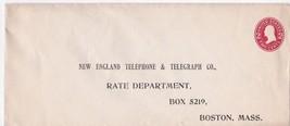 New England Telephone & Telegraph Co., Vintage Unused Envelope Boston Mass - $5.88