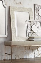 Set of 2 Pair Horchow Wall Mirrors Decor Sculpture Silver Luxe $360 - $214.83
