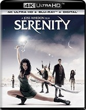 Serenity (4K Ultra HD + Blu-ray+Digital)