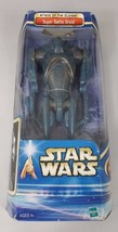 Star Wars Super Battle Droid Attack of the Clones 2002 Fully Poseable Ha... - $15.00