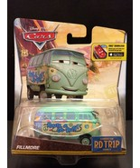 Sealed 2015 Mattel Pixar Disney Cars Fillmore Road Trip toy van Route 66... - $22.77