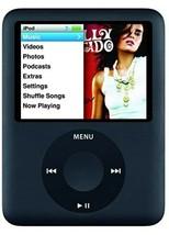 New! Apple I Pod 8GB Black MB263LL/A Sealed ! - $349.99