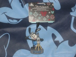 Disney Oswald the Lucky Rabbit Sketchbook Christmas Ornament 2020 New - $24.74