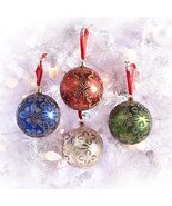 Waterford Heirloom Celtic Knot Ornaments Set of 4 - $100.00