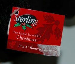 Sterling Inc Shaky Bear Stocking Cap Bells Plays Jingle Bell Rock image 5