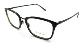 Burberry Rx Eyeglasses Frames BE 1319 1253 54-19-145 Matte Dark Havana I... - $118.19