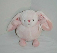 Kids Preferred Pink Plush Honey Bunny No Pouch Special Delivery Rattle S... - $17.39