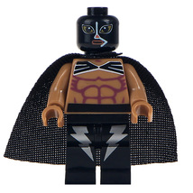 Custom Unbranded Rayo de Jalisco Minifigure Mexican Pro Wrestling Fits Lego - $3.69