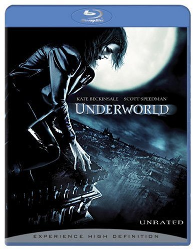 Underworld (Unrated) [Blu-ray] (2003)