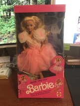1990 Mattel Home Pretty Barbie Doll #2249 - $20.00