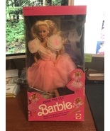 1990 Mattel Home Pretty Barbie Doll #2249 - $20.00
