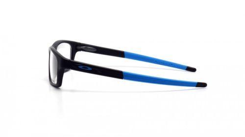 880cb105eb ... Oakley Eyeglasses Crosslink OX8037-0154 Satin Black Frames 54mm Rx-ABLE