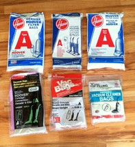 Type A Lot of 14 Vacuum Cleaner Bags Hoover Upright - $4.95