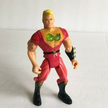 Vintage 1993 Tyco Double Dragon Jimmy Lee Figure Loose - $8.81