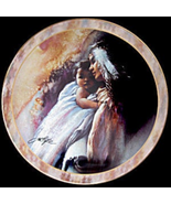 TENDER MOMENT COLLECTIBLE PLATE - $15.00