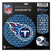 Tennessee Titans Magnets 11x11 Prismatic Sheet**Free Shipping** - $20.85