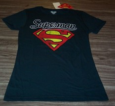 Vintage Style Women's Teen Dc Comics Superman T-shirt Small New w/ Tag - $19.80