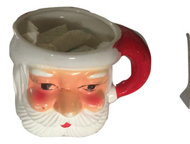 TY-NEE Japan vintage mid-century Ceramic Santa Claus Mug - $18.00