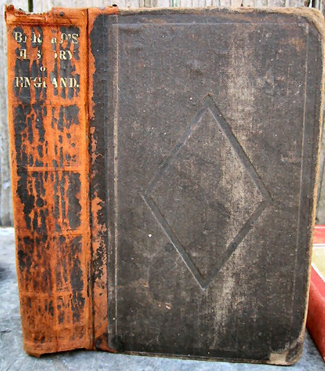 Primary image for School History of England A. B. Berard 1869