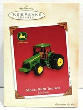 2003 Hallmark Keepsake John Deere Model 8420 Tractor Ornament QXI4259 - $30.00