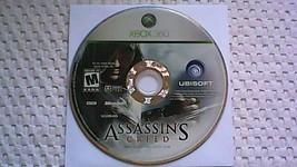 Assassin's Creed (Microsoft Xbox 360, 2007) - $3.85