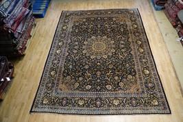 Geometric Rugs Rug Handmade 8' x 11' Fine Quality Persian Tabriz Floral - $2,006.90