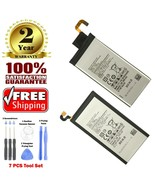 Original Genuine Replacement Battery For Samsung Galaxy S6/ S6 Edge with... - $3.49