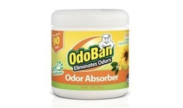 Odoban Odor Absorber Pet Solutions Lasts Up to 90 Days  Citrus 14 oz NEW - $15.83