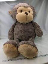 "Animal Adventure Brown Monkey Ape Plush 28"" 2016 Stuffed Animal Toy - $29.95"