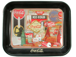 Coca-Cola Through the Years Limited Edition Sandra Porter Issued 1990 - $9.90