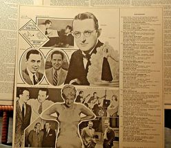 Complete Tommy Dorsey volume 1/ 1935 AA20-2121 Vintage image 3