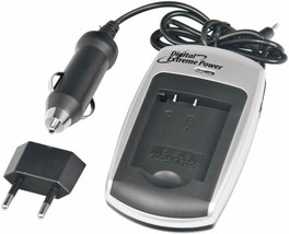 Bower XCDK7000 Digital Extreme Power 3-in-1 Travel Charger for Kodak ~ NEW - $9.79