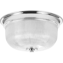 Progress Lighting P3740-15 Med Flush Mount, 2-75-watt - €132,84 EUR