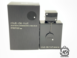 Armaf Club de nuit intense Eau De Toilette Spray 3.6 Oz New Sealed In Box - $33.56