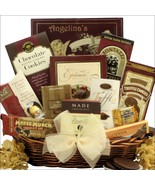 Chocolate Cravings: Chocolate Gift Basket - $74.99