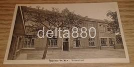 1940's WW II ERA Postcard Nieuwerkerken Meisjesschool Brussels Belgium U... - $6.95