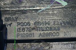 07-12 Nissan Versa Center Upper Dash Vent Bezel Trim Panel 68414EL00A image 9