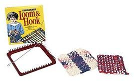 Wool Novelty Plastic Weaving Loom - $11.31 CAD