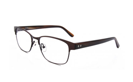 Converse eyeglasses by JACK PURCELL P010 UF in Brown 53mm - $74.79