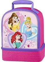 New Thermos Dual Compartment Lunch Kit | Disney Princess Lunch Box | Ben... - $17.75