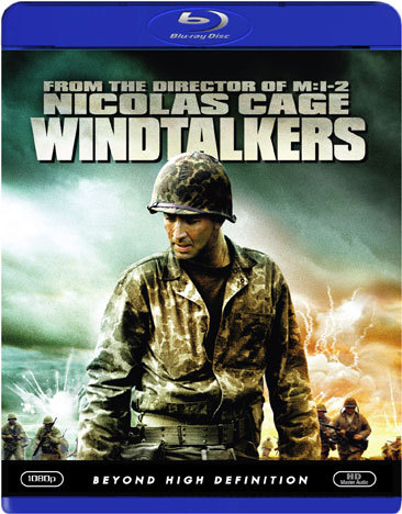 Windtalkers (Blu-ray/Ws-2.40/Sp-Fr Sub/Sac)