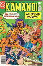 Kamandi, The Last Boy On Earth Comic Book #54 DC Comics 1978 VERY FINE- - $8.33