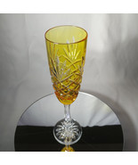 FABERGÉ ODESSA YELLOW GOLD CRYSTAL FLUTE | SINGLE - $225.00