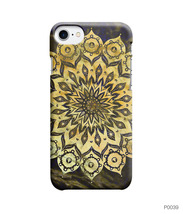 Gold Hearts Pattern Phone Case 3D Case for iPhone Samsung & Other Case - $7.00