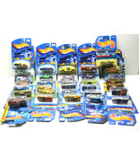 Hot Wheels Lot 1998 - 2007 Ford Diecast Cars Metal Collection No Two Alike NOC - $51.41