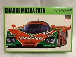 Hasegawa 1:24 Charge Mazda 767B #202 Plastic Model Kit - $41.06