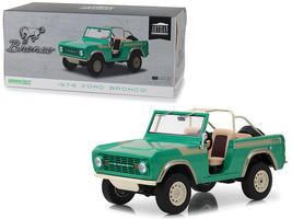 "1976 Ford Bronco \""Twin Peaks\"" Green \""Gas Monkey Garage\"" (2012) TV Se... - $88.42"