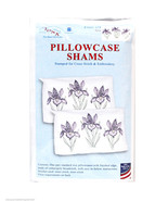 Jack Dempsey Iris Pillowcase Sham - $16.16